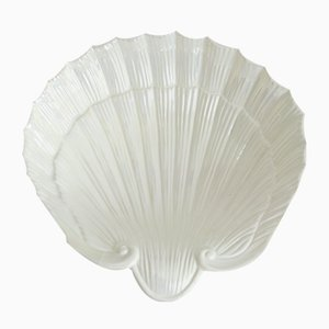 Vintage Shell Keramikschale, Italien, 1970er