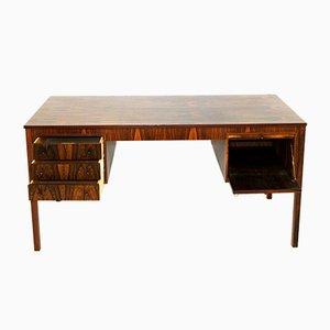 Desk in Rosewood by Eric Wørtz, Denmark, 1960s