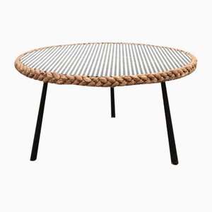 Coffee Table by Adrien Audoux & Frida Minet, 1950s
