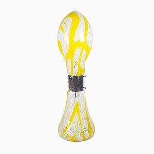 Modell Lipstick Stehlampe von Carlo Nason für Mazzega, Italien