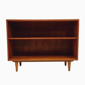 Teak Bookcase by Børge Mogensen for Søborg Møbler