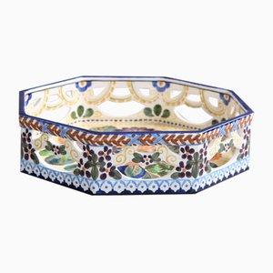 Antique 732/452 Fruit Bowl from Aluminia