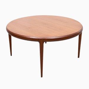 Teak Coffee Table by Johannes Andersen for CFC Silkeborg