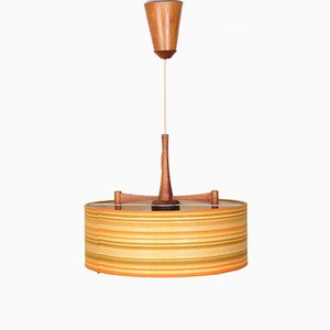 Pendant Lamp from Temde, Germany, 1960s
