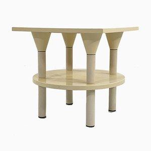 Postmodern Side Table by Anna Castelli Ferrieri for Kartell, 1980s