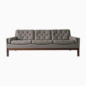 Dänisches Palisander Sofa, 1960er
