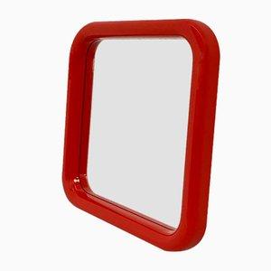 Red Mirror from Carrara & Matta, 1970s