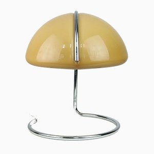 Italienische Vintage Conchiglia Lampe von Luigi Massoni für Guzzini