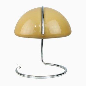 Vintage Italian Conchiglia Lamp by Luigi Massoni for Guzzini