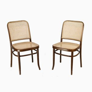 No. 811 Chairs by Michael Thonet, Set of 2