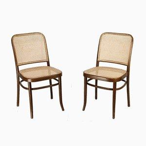 Nr. 811 Stühle von Michael Thonet, 2er Set