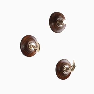 The Butlers Wall Hooks from André Teoman Studio, Set of 3
