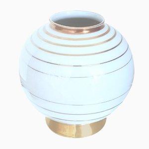 Gilt Porcelain Vase from Alt Schoenwald