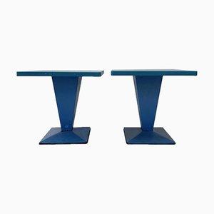 Table Tolix KUB, 1950s