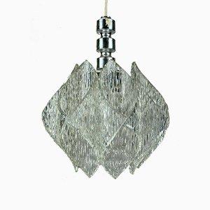Lampe aus Acryl und Kunststoff, 1960er