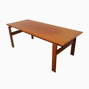 Dänischer Mid-Century Teak Tisch, 1970er