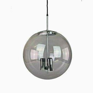 Große Deckenlampe von Limburg, 1960er