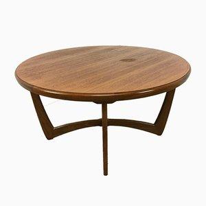 Dänischer Moderner Teak Tisch, 1970er