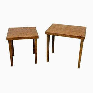 Danish Modern Side Table, 1960s