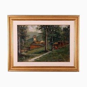 Edoardo Covino, Oil on Canvas