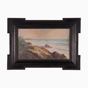 Guglielmo Baldassini, Oil on Plywood