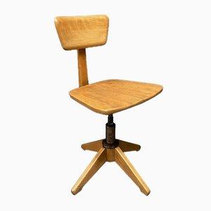 Beech Sedus Studio Chair