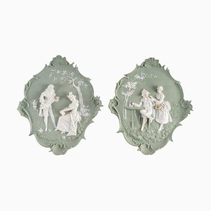 Plates from Wedgwood, Set of 2