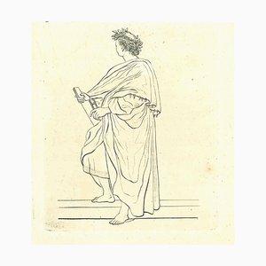 Thomas Holloway, Orator, Etching, 1810