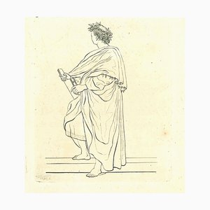 Thomas Holloway, Redner, Radierung, 1810