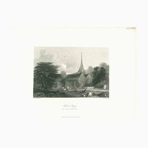 Various Artists, Stoke Pogis, Lithograph, Mid 19th Century