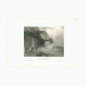 Various Artists, Die Fingals, Höhle, Lithograph, Mid 19th Century