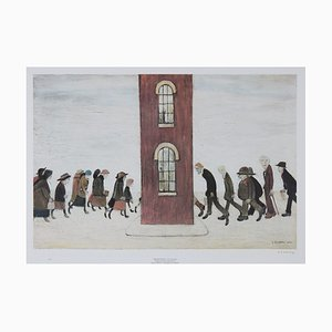 Ls Lowry Meeting Point, 1972
