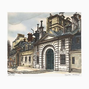 Rue Saint Dominique by Kojiro Akagi