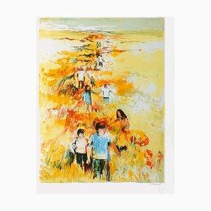 Promenade by Michel Joyenne