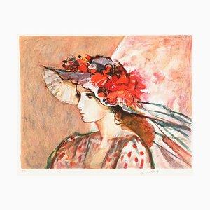 The Flowery Hat by Sachiko Imai