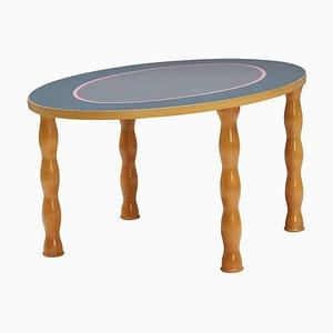 Table de Salle à Manger par Ettore Sottsass pour Zanotta Memphis, Italie