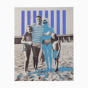 Kirk at the Beach von Patrick Cambolin