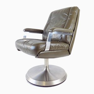 Leather Desk Chair from Sedus, 1970s