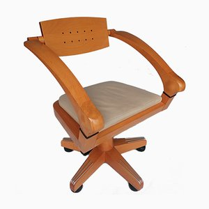 Spring Office Chair by Massimo Scolari for Giorgetti, Italy, 1992