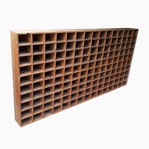 Large Fir Industrial Shelf