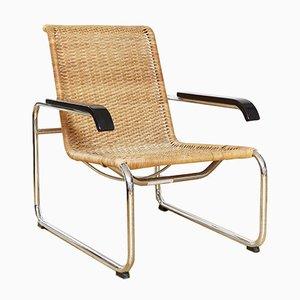 Silla Cantilever S35 Bauhaus de Marcel Breuer para Thonet, años 20
