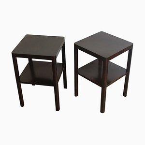 Tavolini di Thonet, anni '20, set di 2