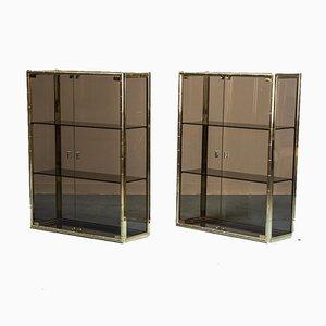 Golden Metal Display Case, 1970s