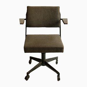 Vintage Office Swivel Chair with Armrests from Sedus Stoll, 1960s