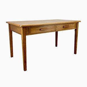 Vintage Schreibtisch aus Eiche