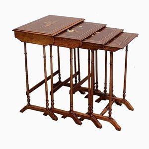 Tables Gigognes, 1960s, Set de 4