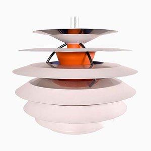 PH Snowball Kontrast Pendant Lamp by Louis Poulsen for Poul Henningsen