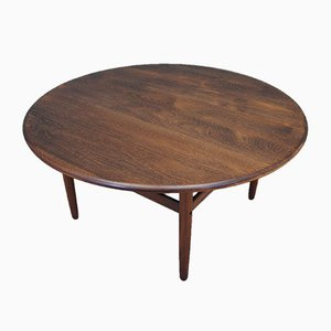 Danish Oak Table, 1960s