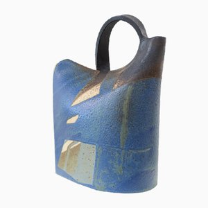 French Ceramic Teapot, 1970s
