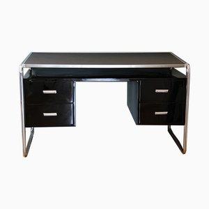 Stahl RA4 Schreibtisch von Mauser Werke Waldeck, 1950er